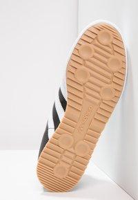 adidas Originals - SAMBA SUPER - Trainers - black/running white/footwear white - 4