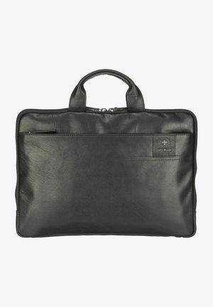 HYDE PARK - Briefcase - black