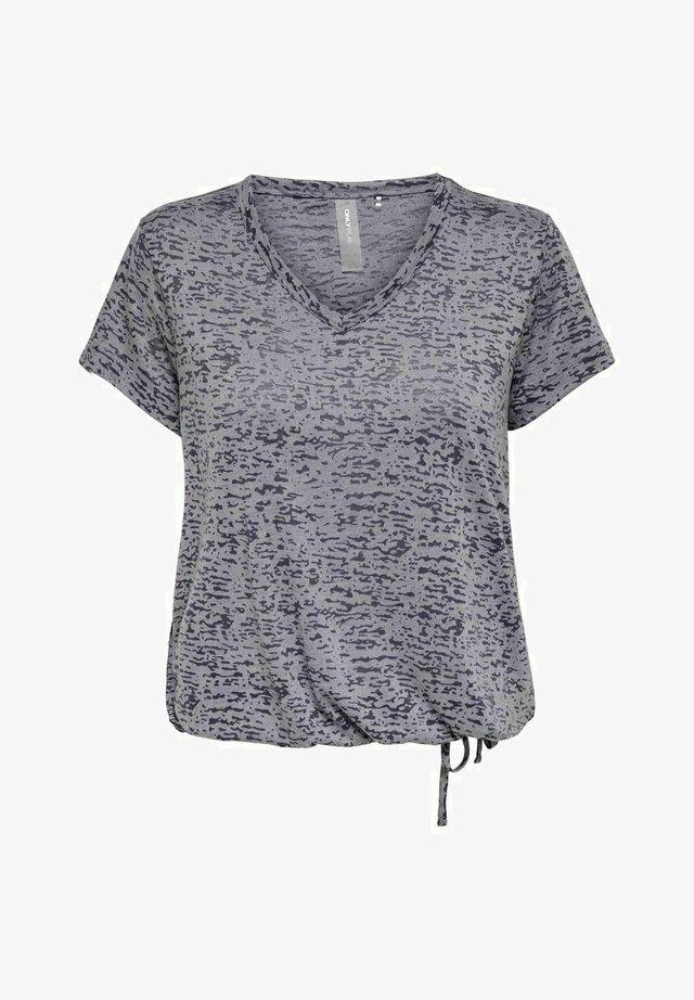T-shirt imprimé - graystone