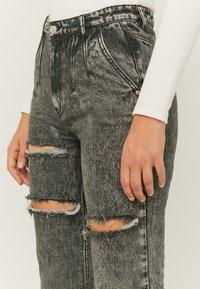 TALLY WEiJL - Slim fit jeans - gry - 3