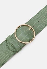 Gina Tricot - DANNI BELT - Waist belt - green - 2