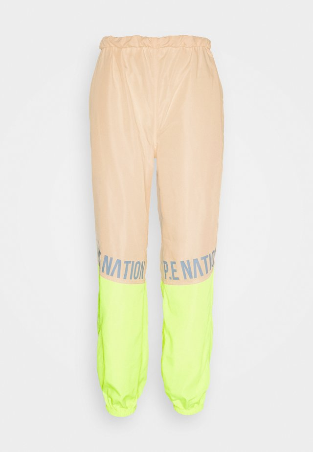 Pantalon de survêtement - pearled ivory