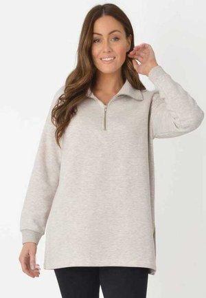Sweatshirt - stone