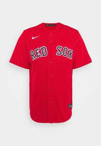 Nike Performance - MLB BOSTON RED SOX OFFICIAL REPLICA ALTERNATE - Klubové oblečení - scarlet - 3