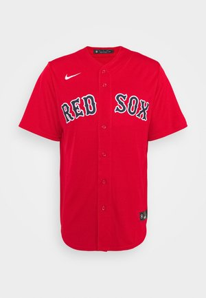 MLB BOSTON RED SOX OFFICIAL REPLICA ALTERNATE - Klubové oblečení - scarlet
