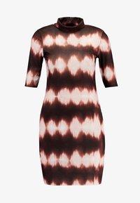 Even&Odd - Denní šaty - beige/brown - 4