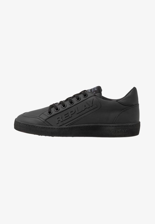 BURNSIDE - Sneakers basse - black