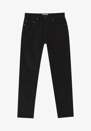 Jeans Slim Fit - mottled black