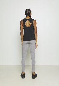 Cotton On Body - ACTIVE CORE TIGHT - Leggings - mid grey marle - 2