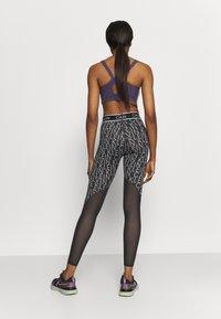 Calvin Klein Performance - FULL LENGTH - Leggings - black - 2