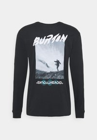 Burton - LARSON TEE - Longsleeve - true black - 1