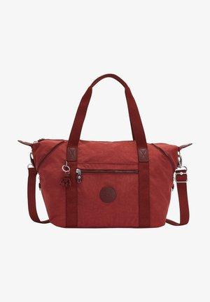 ART - Handbag - dusty carmine