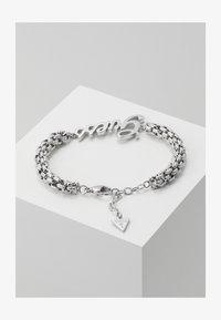 Guess - LOGO POWER - Bracelet - silver-coloured - 2