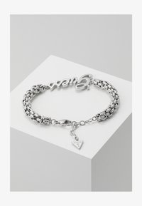 LOGO POWER - Bracelet - silver-coloured