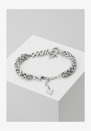 LOGO POWER - Pulsera - silver-coloured