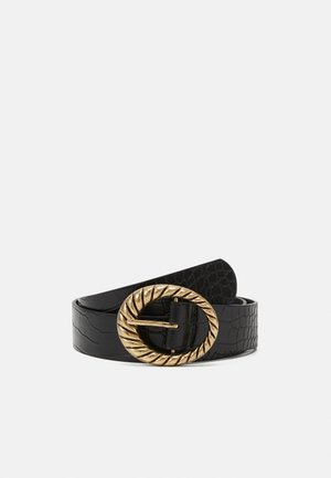 PCDIMA BELT - Belt - black/gold-coloured