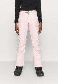 Roxy - NADIA - Spodnie narciarskie - silver pink - 0