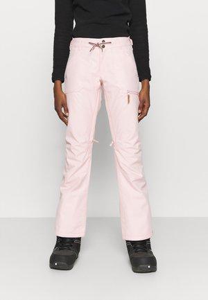 NADIA - Zimní kalhoty - silver pink