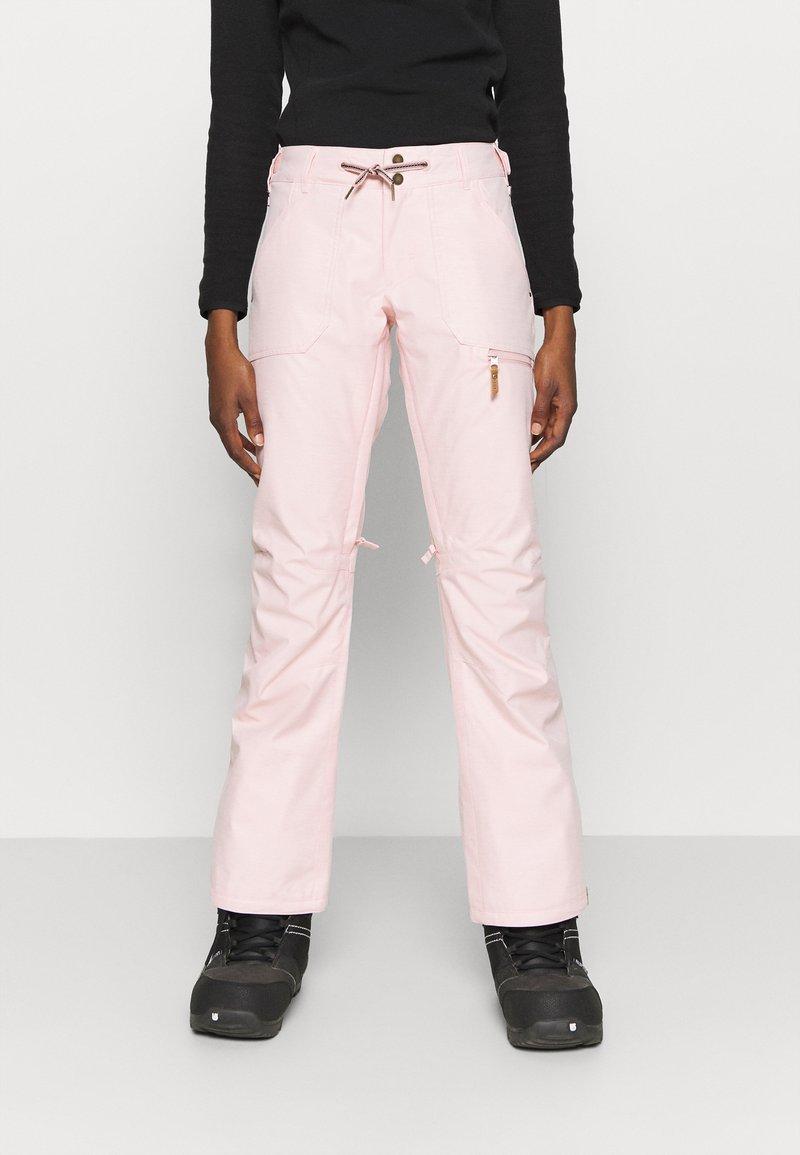 Roxy - NADIA - Spodnie narciarskie - silver pink