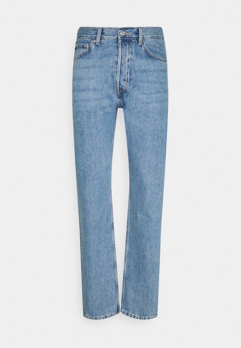 Weekday - PINE REGULAR TAPERED  - Jeans straight leg - sky blue