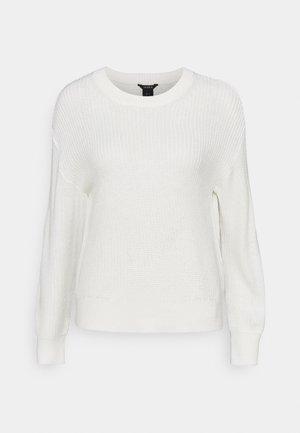OLGA - Neule - off white