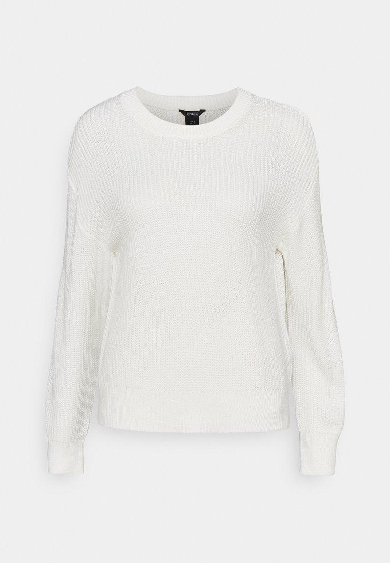 Lindex - OLGA - Jumper - off white