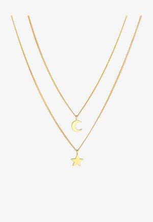 STERN MOND ASTRO  - Necklace - gold