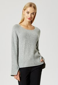 DreiMaster - Jersey de punto - light grey - 0