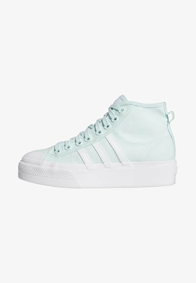 NIZZA - High-top trainers - green