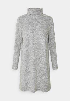 PCPAM  - Jumper dress - light grey melange