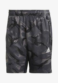adidas Performance - AEROREADY  - Shorts - grey - 5