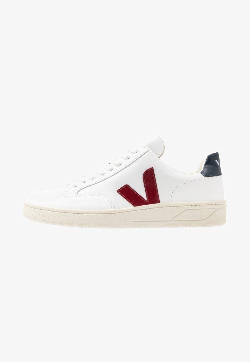 Veja - V-12 - Zapatillas - extra white/marsala/nautico