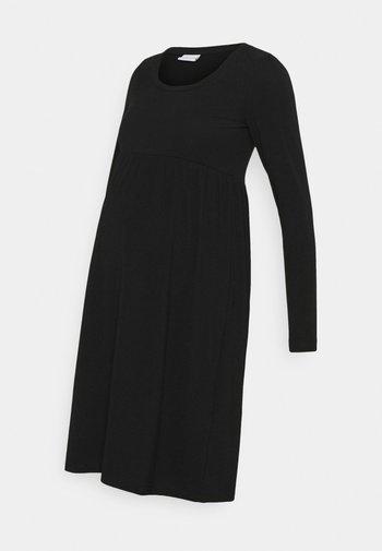 MLMONICA DRESS  - Jersey dress - black