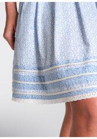 Spieth & Wensky - NIKITA - A-line skirt - light blue - 3