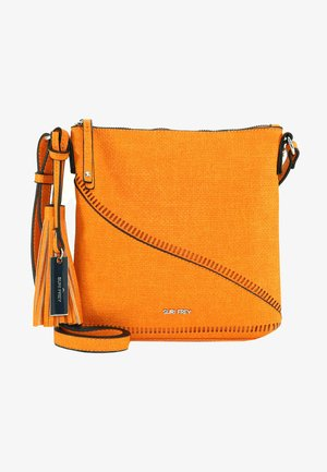 TILLY - Across body bag - orange