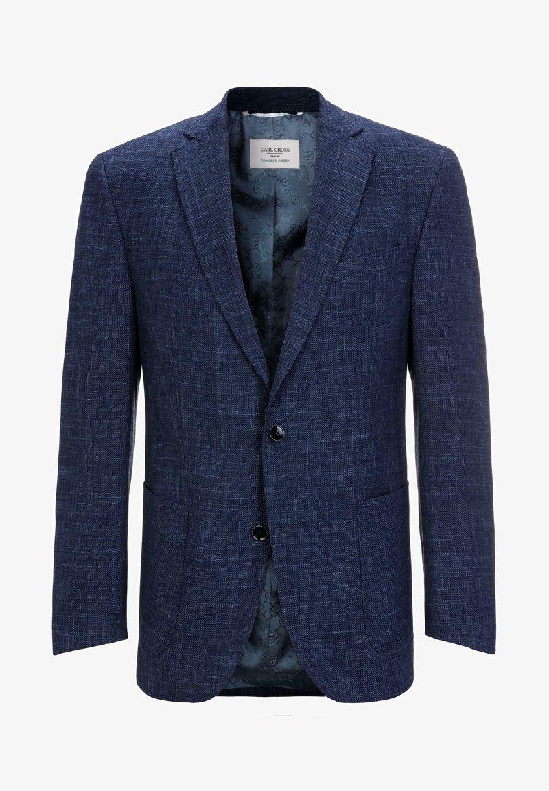 Carl Gross - TEDRICK-G SV - Suit jacket - blau