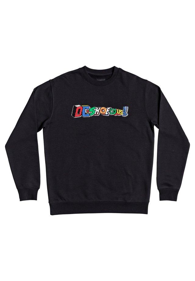 RANSOM  - Sweater - black