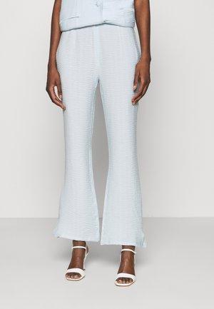 BILLIE PANTS - Trousers - light blue