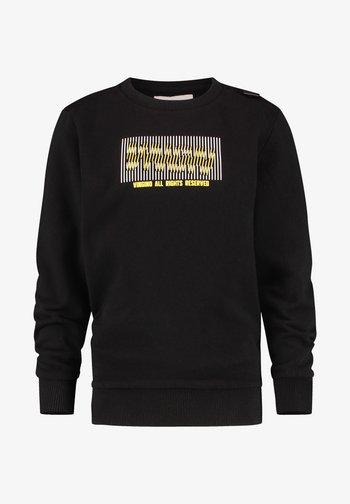 NEWTOR - Sweatshirt - deep black