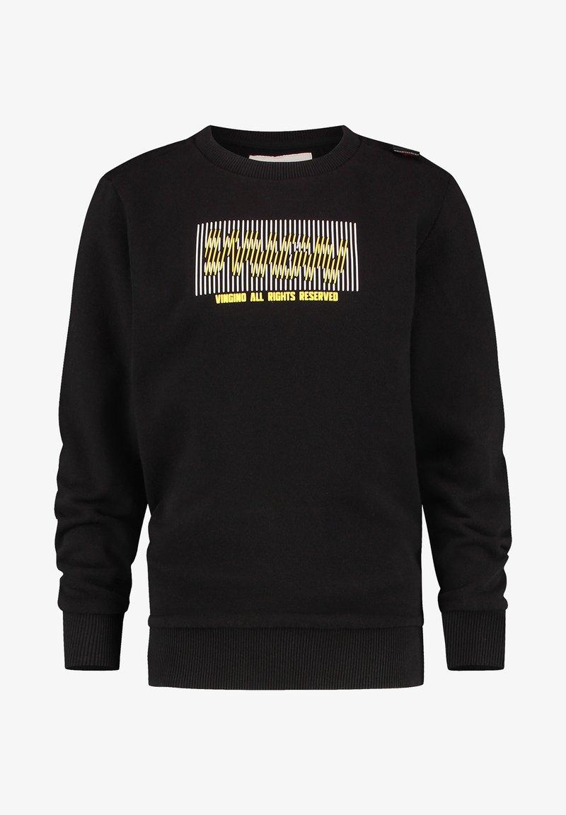 Vingino - NEWTOR - Sweatshirt - deep black