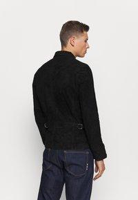 Schott - Leather jacket - black - 2