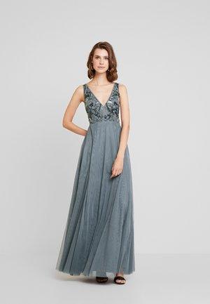 ROWENA - Společenské šaty - grey