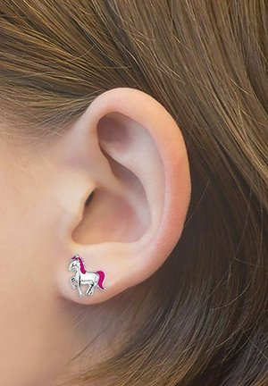PFERDE  - Earrings - pink