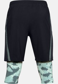 Under Armour - 2-IN-1 - Sports shorts - lichen blue - 4