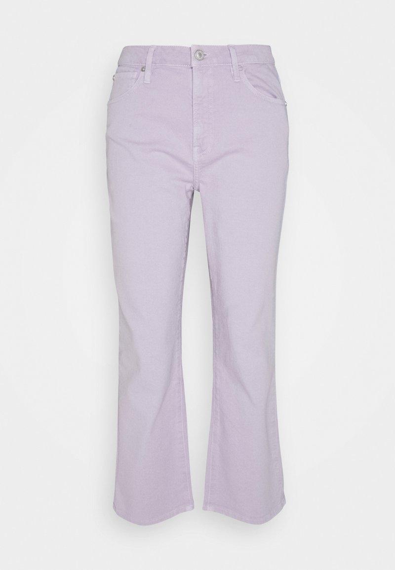 Ivy Copenhagen - Straight leg -farkut - dusty lilac