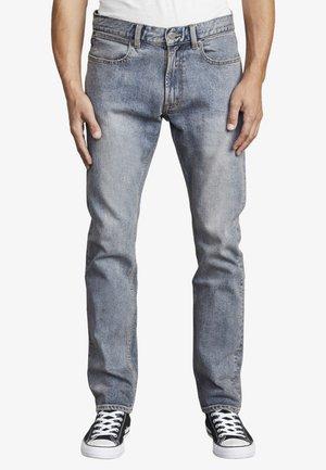 Straight leg jeans - dark vintage