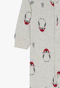 Carter's - PENGUIN BABY - Pyžamo - grey - 3