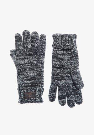 STOCKHOLM GLOVE - Gloves - black twist