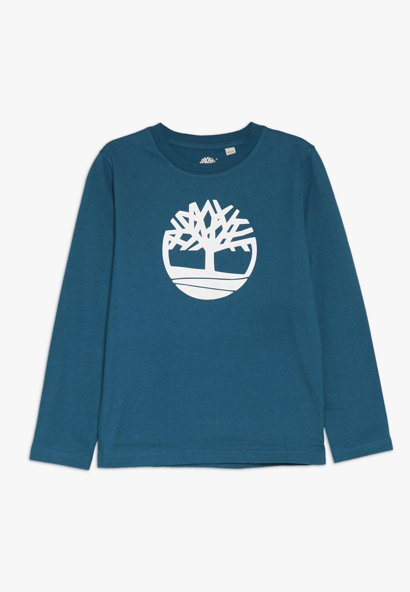 Timberland - Long sleeved top - blue