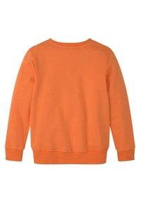 TOM TAILOR - MIT PLATZIERTEM PRINT - Sweatshirt - firecracker|orange - 1